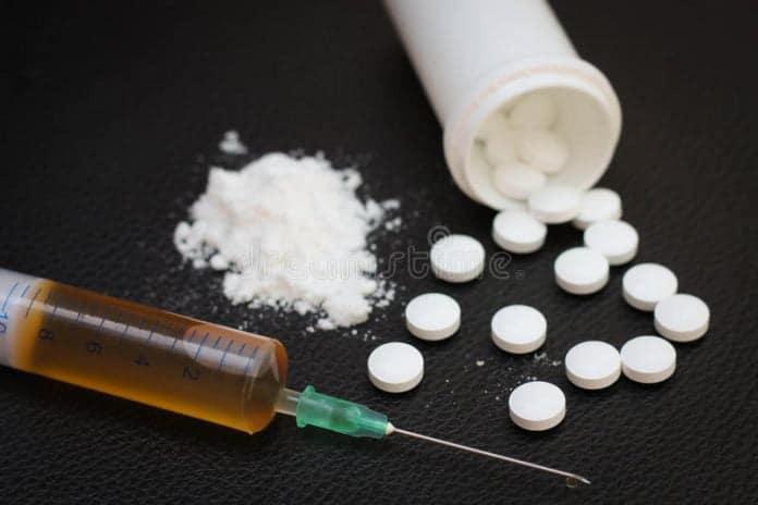 comprimés de cocaïne