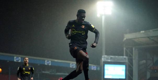 Watford : Ismaila Sarr, en grande forme, signe son 8e but de la saison