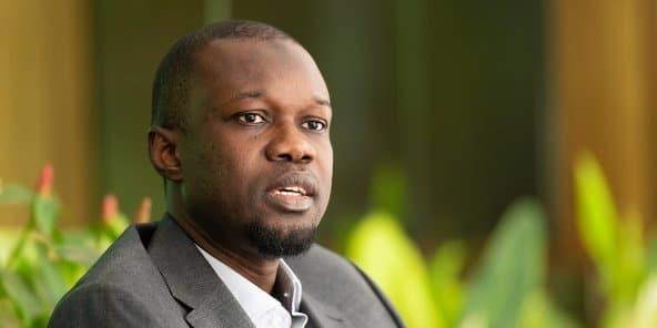 Ousmane Sonko, Président de Pastef