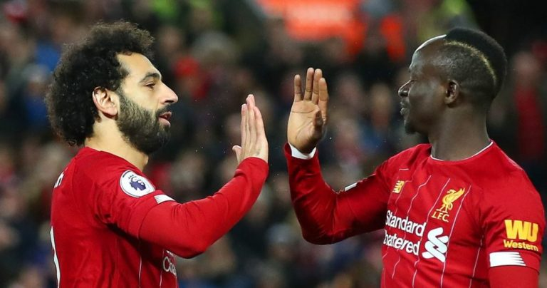 Joueurs les mieux payés de Liverpool: 08 places séparent Sadio Mané et Mohamed Salah