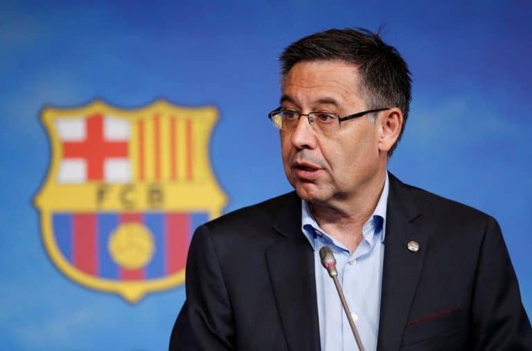 Barçagate: Bartomeu et d'autres patrons du Barça écroués !