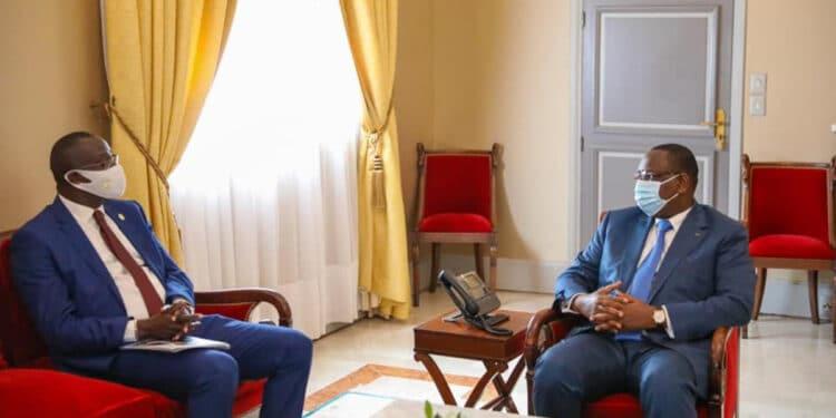 Présidence CAF: Le deal de Macky qui a altéré la candidature d'Augustin Senghor