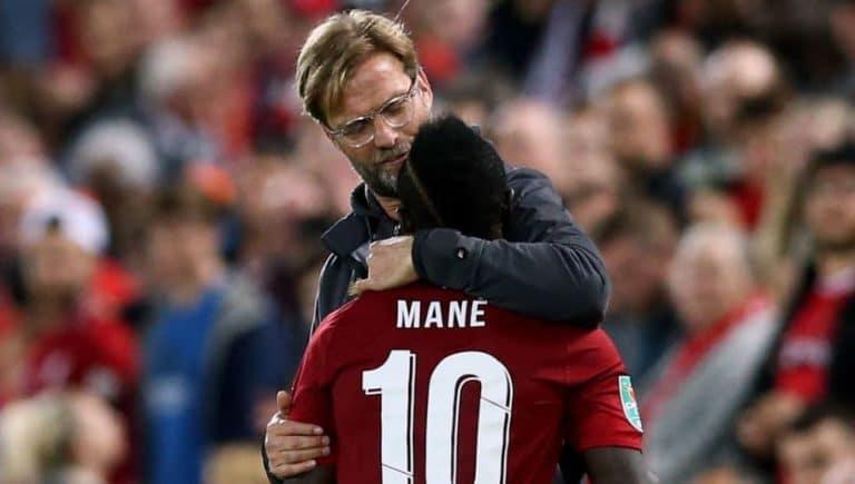 Eliminatoires Coupe d'Afrique 2022 : Jürgen Klopp veut bloquer Sadio Mané !