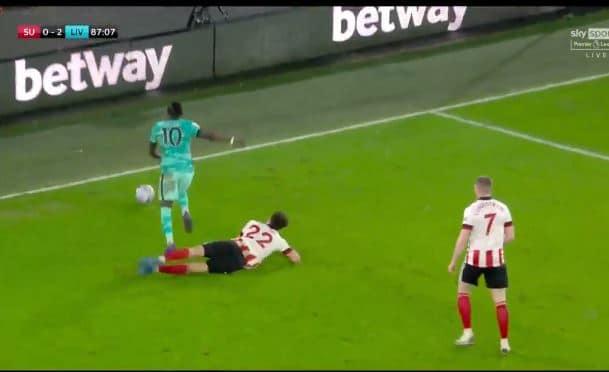 Premier League : Sadio Mané salué par le monde du football anglais après un geste ! (Video)